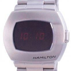 Hamilton American Classic PSR Digital Quartz H52414130 100M Men's Watch