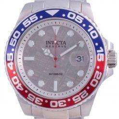 Invicta Reserve Automatic Silver Dial 34199 100M Men's Watch