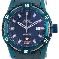 Invicta U.S. Army Automatic Green Dial 34231 100M Men's Watch