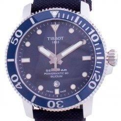 Tissot Seastar 1000 Powermatic 80 Silicium Diver's T120.407.17.041.01 T1204071704101 300M Men's Watch